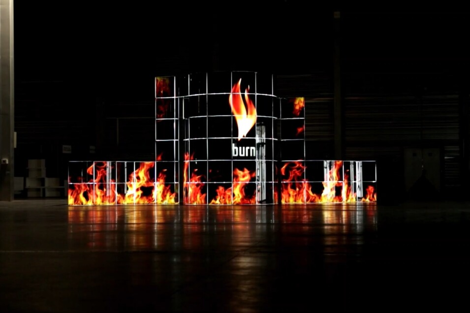 burn glass