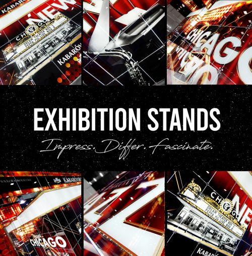 exhibition stand catalog